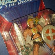 Figuras Masters del Universo: MASTERS DEL UNIVERSO HE MAN DE MATTEL. Lote 244556145