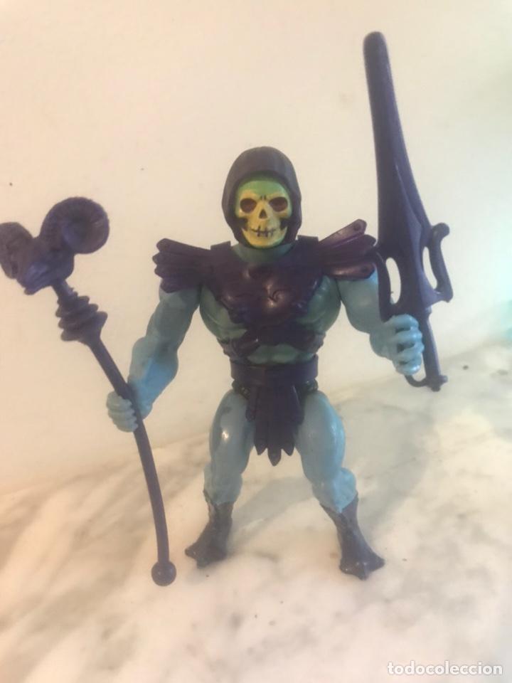 MOTU VINTAGE SKELETOR, MASTER OF THE UNIVERSE (Juguetes - Figuras de Acción - Master del Universo)