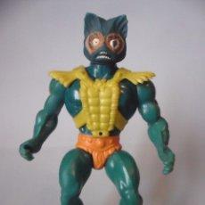 Figuras Masters del Universo: MASTERS OF THE UNIVERSE MOTU MER MAN MATTEL INC 1981. Lote 175560309