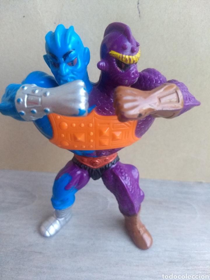 Figuras Masters del Universo: TWO BAD - (France) MOTU Masters del Universo Heman He-man Mattel - Foto 4 - 175956485
