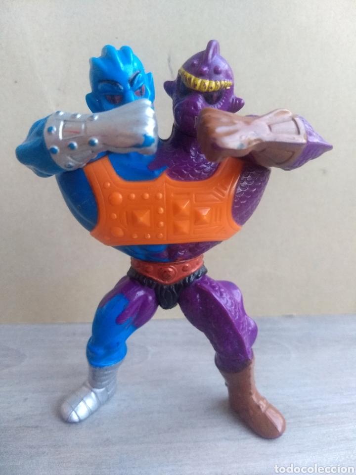 Figuras Masters del Universo: TWO BAD - (France) MOTU Masters del Universo Heman He-man Mattel - Foto 6 - 175956485