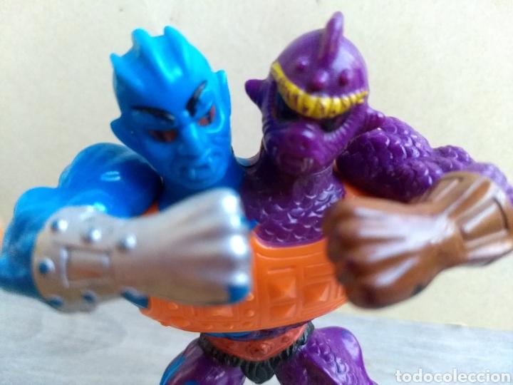 TWO BAD - (FRANCE) MOTU MASTERS DEL UNIVERSO HEMAN HE-MAN MATTEL (Juguetes - Figuras de Acción - Master del Universo)