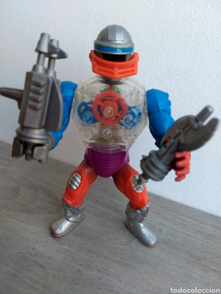 ROBOTO - 100% COMPLETO MOTU MASTERS DEL UNIVERSO HEMAN HE-MAN MATTEL (Juguetes - Figuras de Acción - Master del Universo)