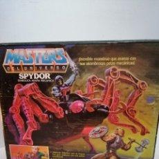 Figuras Masters del Universo: MASTERS DEL UNIVERSO SPYDOR. Lote 176588554