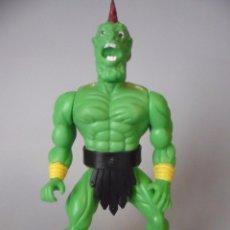 Figuras Masters del Universo: RARO VINTAGE HEMAN MASTERS MOTU BEAST MAN BOOTLEG JUYBA SPAIN. Lote 176846324