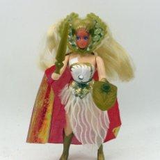Figuras Masters del Universo: FIGURA DE SHE RA, PRINCESA DEL PODER - COMPLETA - EL REINO MAGICO - 1984 - MASTERS DEL UNIVERSO. Lote 176916748