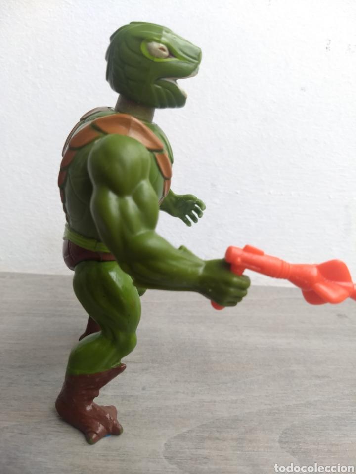 Figuras Masters del Universo: KOBRA KHAN Taiwán - 100% Completo MOTU Masters del Universo Heman He-man Mattel - Foto 4 - 176955849