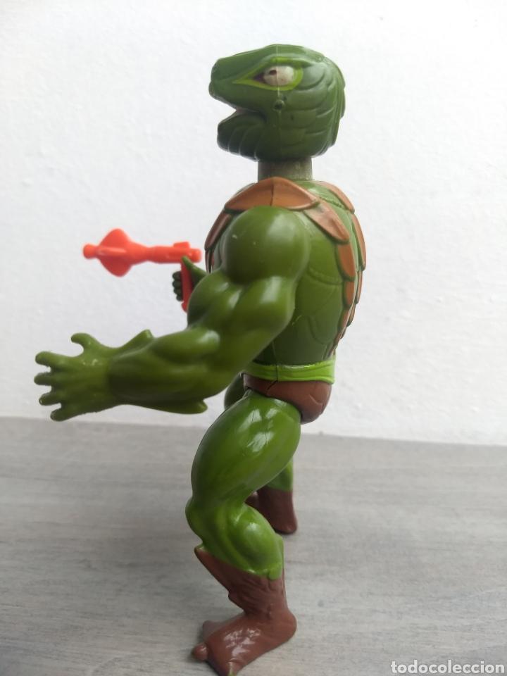 Figuras Masters del Universo: KOBRA KHAN Taiwán - 100% Completo MOTU Masters del Universo Heman He-man Mattel - Foto 5 - 176955849
