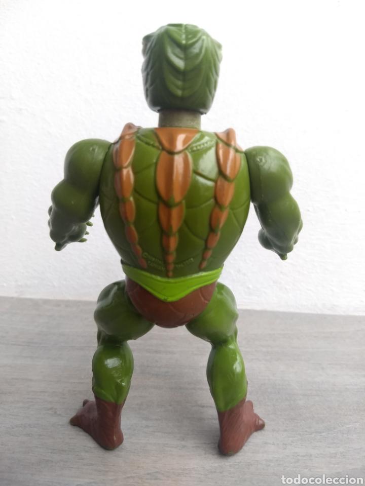 Figuras Masters del Universo: KOBRA KHAN Taiwán - 100% Completo MOTU Masters del Universo Heman He-man Mattel - Foto 6 - 176955849