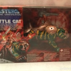 Figuras Masters del Universo: BATTLE CAT. MÁSTERS OF THE UNIVERSE. MATTEL. 2002. Lote 177011423