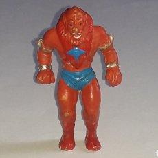 Figuras Masters del Universo: BEASTMAN BEAST-MAN 8 CMS. MOTU MASTERS DEL UNIVERSO, PVC SIN MARCA, ORIGINAL AÑOS 80.. Lote 177190942