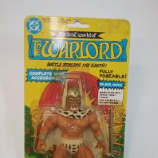 Figuras Masters del Universo: THE LOST WORLD OF WARLORD - REMCO - 1982 - WARLORD. Lote 178808547