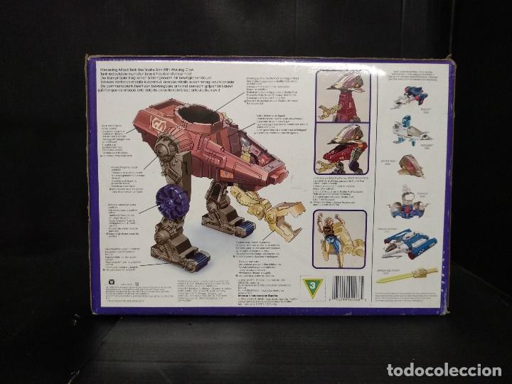 Figuras Masters del Universo: HE MAN TERRAPOD NAVE ESPACIAL MATTEL 1990 - Foto 4 - 175992634
