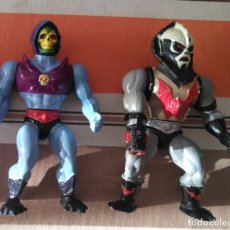 Figuras Masters del Universo: SKELETOR Y HORDAK - MASTERS DEL UNIVERSO - MOTA - HE-MAN. Lote 178987558