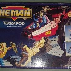 Figuras Masters del Universo: HEMAN - HE MAN TERRAPOD - NUEVO EN CAJA. Lote 180010308