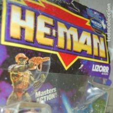 Figuras Masters del Universo: HEMAN LIZORR. Lote 180020293