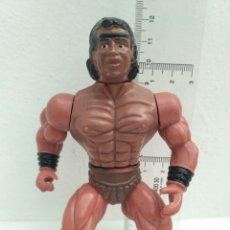 Figuras Masters del Universo: FIGURA DE ACCIÓN BOOTLEG KO MOTU WWF. Lote 180176393