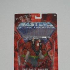 Figuras Masters del Universo: MASTERS DEL UNIVERSO - FIGURA BEAST-MAN EN BLISTER NUEVO A ESTRENAR (AÑO 2002). S_N. Lote 180177046