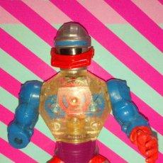 Figuras Masters del Universo: FIGURA ROBOTO DE HE-MAN Y LOS MASTERS DEL UNIVERSO - MATTEL - MOTU, AÑOS 80. Lote 180420042
