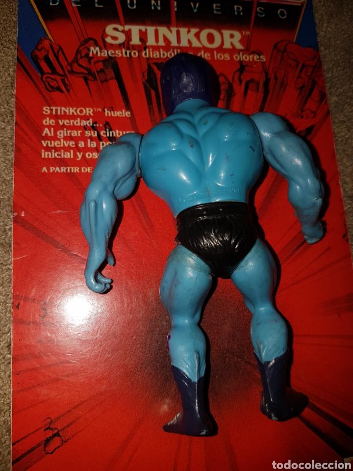 Figuras Masters del Universo: Skeletor cabeza dura Mattel inc 1981 Masters del universo Motu Heman Mattel heman - Foto 2 - 180478271