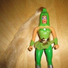 Figuras Masters del Universo: SHERA SHE-RA PRINCESA DEL PODER MATTEL AÑOS 80 DOUBLE TROUBLE REINO MÁGICO HE-MAN. Lote 180498772