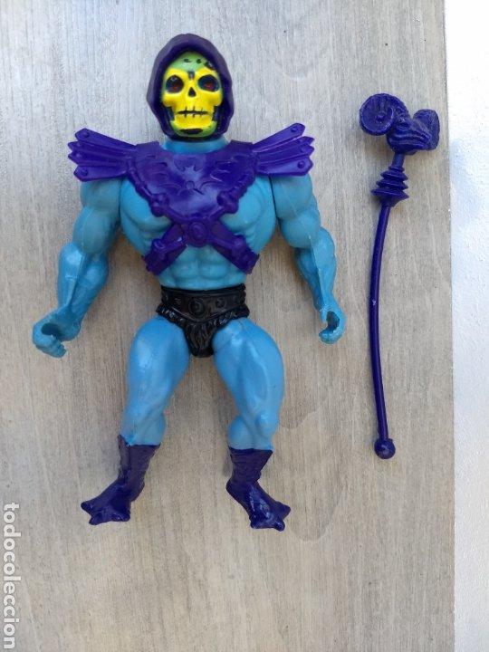 Figuras Masters del Universo: SKELETOR Taiwán - MOTU Masters del Universo Heman He-man Mattel - Foto 5 - 181180123