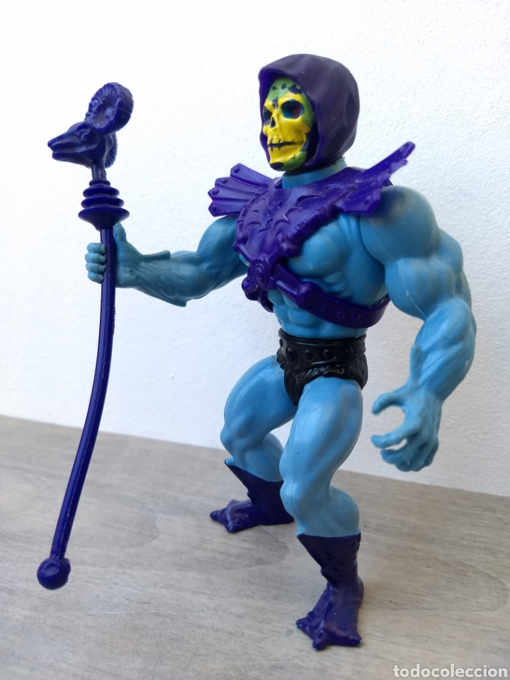 Figuras Masters del Universo: SKELETOR Taiwán - MOTU Masters del Universo Heman He-man Mattel - Foto 2 - 181180123