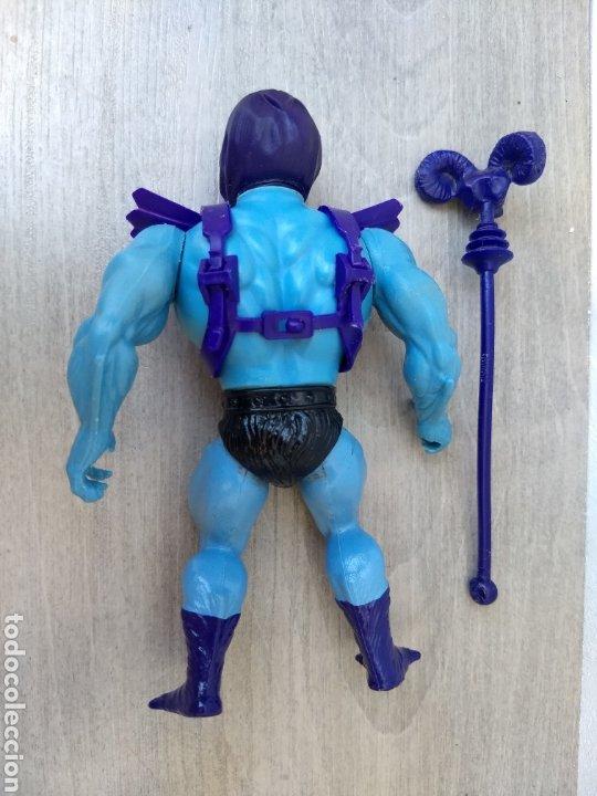 Figuras Masters del Universo: SKELETOR Taiwán - MOTU Masters del Universo Heman He-man Mattel - Foto 6 - 181180123