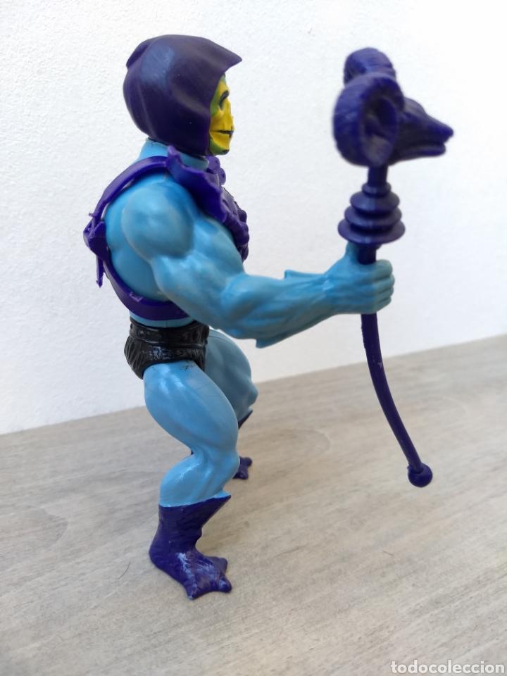 Figuras Masters del Universo: SKELETOR Taiwán - MOTU Masters del Universo Heman He-man Mattel - Foto 3 - 181180123