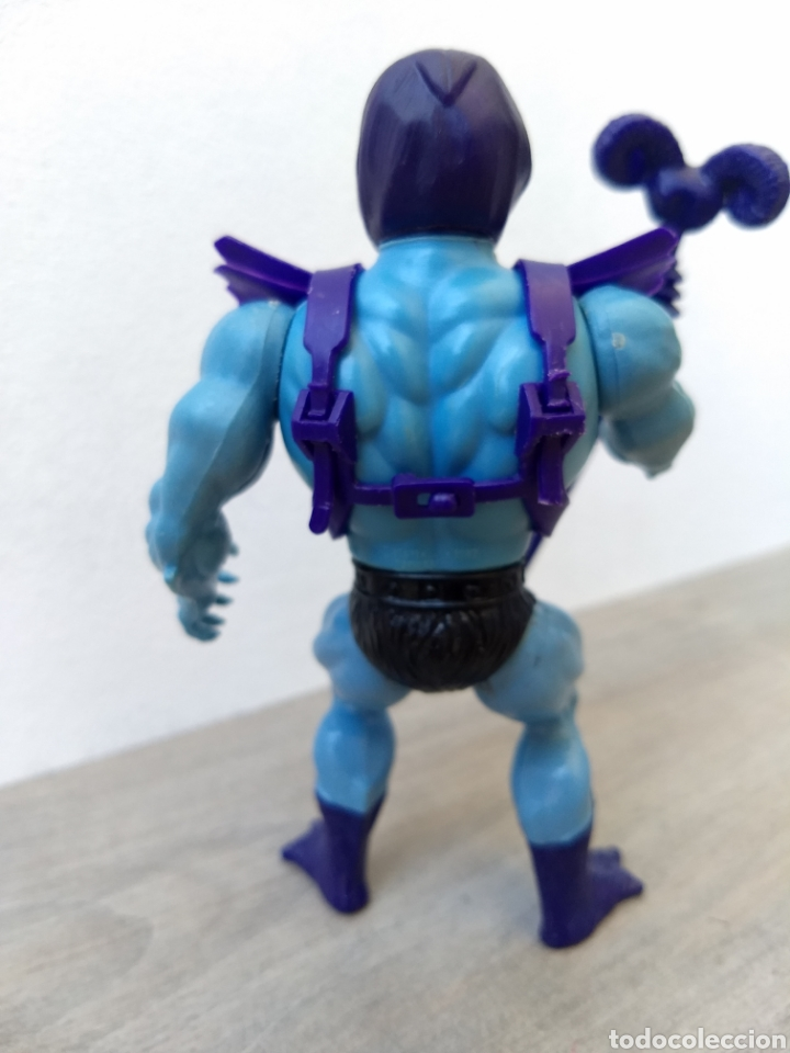 Figuras Masters del Universo: SKELETOR Taiwán - MOTU Masters del Universo Heman He-man Mattel - Foto 4 - 181180123