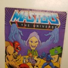Figuras Masters del Universo: MINICOMIC COMIC CLAWFULL WEBSTOR Y FISTO MASTERS DEL UNIVERSO MOTU HEMAN MATTEL HEMAN. Lote 182136486
