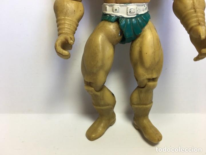 Figuras Masters del Universo: FIGURA BOOTLEG MASTERS DEL UNIVERSO MOTU HE-MAN - Foto 3 - 56702233