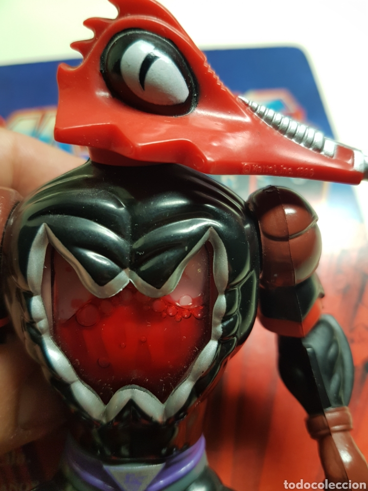 Figuras Masters del Universo: Mosquitor 100% completo y original Másters del universo Motu Heman Mattel - Foto 3 - 182614622