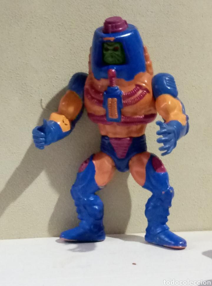 MASTERS DEL UNIVERSO MAN E FACES FRANCE 1982 (Juguetes - Figuras de Acción - Master del Universo)