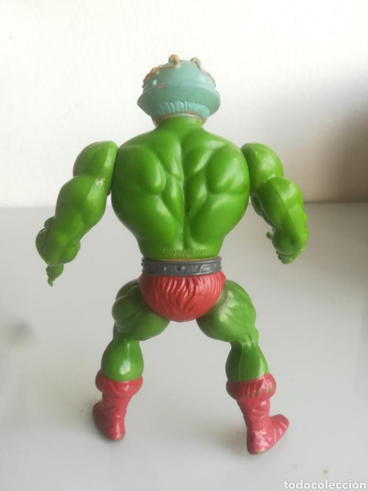 Figuras Masters del Universo: Man at arms masters universo motu figura acción he-man - Foto 2 - 182705262