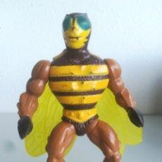 Figuras Masters del Universo: BUZZ OFF MASTERS UNIVERSO MOTU FIGURA ACCIÓN HE-MAN. Lote 182705387