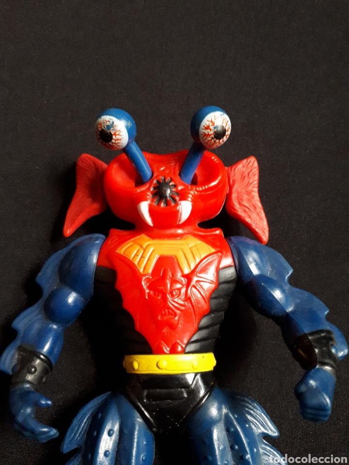 Figuras Masters del Universo: Mantenna completo 1984 motu - Foto 2 - 182943390