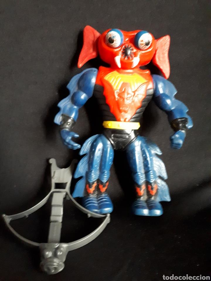 MANTENNA COMPLETO 1984 MOTU (Juguetes - Figuras de Acción - Master del Universo)