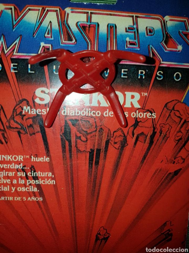 ARMA HORDAK HURRICANE MALASYA MASTERS DEL UNIVERSO MOTU HEMAN (Juguetes - Figuras de Acción - Master del Universo)