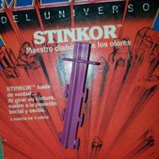 Figuras Masters del Universo: TRAMPA SNAKE MOUNTAIN MASTERS DEL UNIVERSO MOTU HEMAN. Lote 182959112