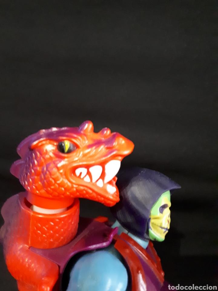 Figuras Masters del Universo: Skeletor Dragon Blaster - Foto 3 - 182978623