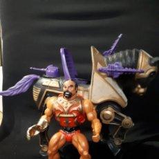 Figuras Masters del Universo: JITSU Y NIGHT SALKER 1983. Lote 182984200