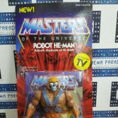 Figuras Masters del Universo: MASTERS OF THE UNIVERSE (ROBOT HE-MAN).. Lote 168085188