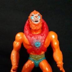 Figuras Masters del Universo: BEAST MAN MALASIA 1981. Lote 183286926