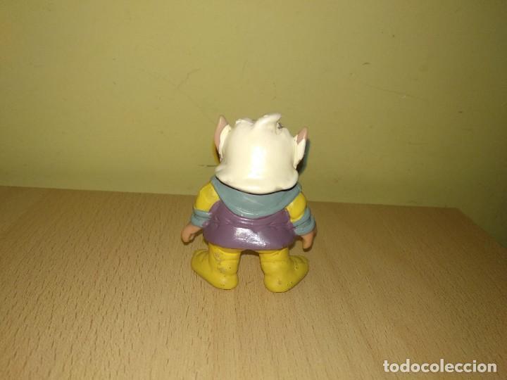 Figuras Masters del Universo: TROBBIT TERRA BLACKSTAR FILMATION FIGURA ACCION PVC MOTU 1983 trobbits Chobbits Heman - Foto 2 - 183380383