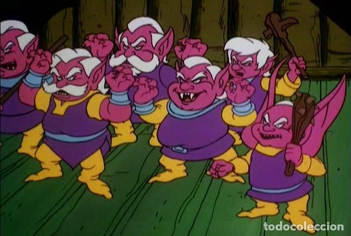 Figuras Masters del Universo: TROBBIT TERRA BLACKSTAR FILMATION FIGURA ACCION PVC MOTU 1983 trobbits Chobbits Heman - Foto 5 - 183380383