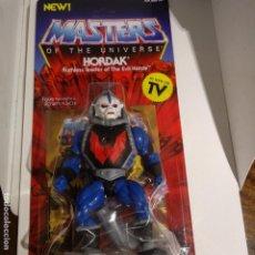 Figuras Masters del Universo: MASTERS OF THE UNIVERSE HORDAK MASTERS DEL UNIVERSO EN BLÍSTER SUPER 7. Lote 183542351