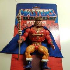Figuras Masters del Universo: REY RANDOR MALASYA MASTERS DEL UNIVERSO MOTU HEMAN MATTEL HEMAN MOTU. Lote 183692061