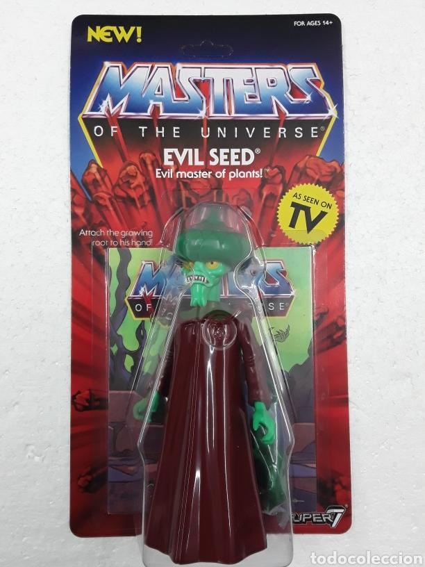EVIL SEED MASTERS DEL UNIVERSO VINTAGE WAVE 4 (Juguetes - Figuras de Acción - Master del Universo)