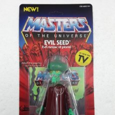 Figuras Os Masters do Universo: EVIL SEED MASTERS DEL UNIVERSO VINTAGE WAVE 4. Lote 184006268